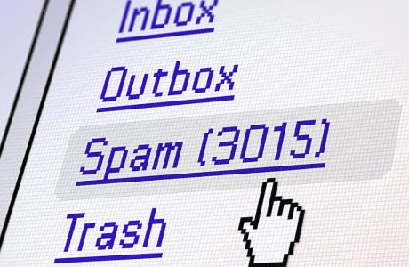 Como Reduzir o Recebimento de spam