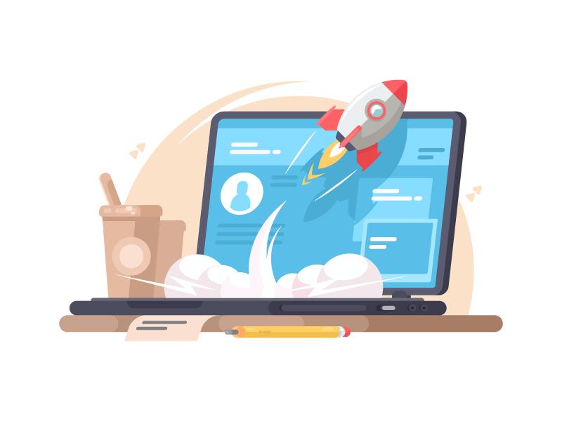Como publicar um blog ou site rapidamente 5